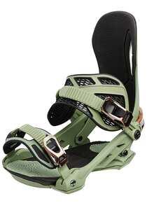 ARBOR Cypress - Snowboard Bindung für Herren - Grün