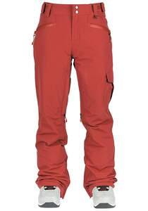 NITRO Cypress - Snowboardhose für Damen - Rot