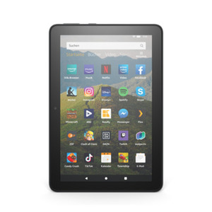 """Amazon das neue Fire HD 8 Tablet, 10. Gen. (2020) mit Alexa, mit Spezialangeboten, 8"""" HD IPS, 64 GB Speicher"""