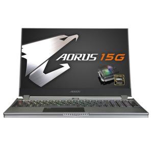 "GigaByte AORUS 15G Gaming Laptop - 15,6"" FHD IPS 240Hz, Intel i7-10875H, 16GB RAM, 512GB SSD, GeForce RTX 2060, Windows 10"