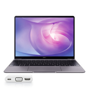"HUAWEI MateBook 13 2020 W19BR inkl. MateDock 2 33,02cm (13"") IPS, Ryzen 5 3500U, 8GB RAM, 512GB SSD, Windows 10, Space Gray"