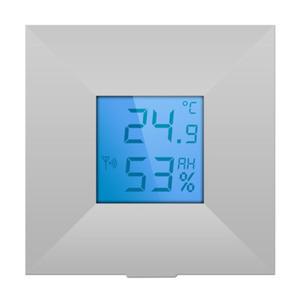 Lupus Electronics LUPUSEC Temperatursensor mit Display (misst Temperatur und die Luftfeuchtigkeit, für XT2 Plus Zentrale)