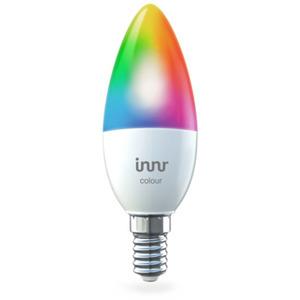 Innr Smart Candle LED E14 (RB 250 C) - Zigbee 3.0, RGBW/CCT, 470 Lumen, App-Steuerung, Philips Hue, Alexa