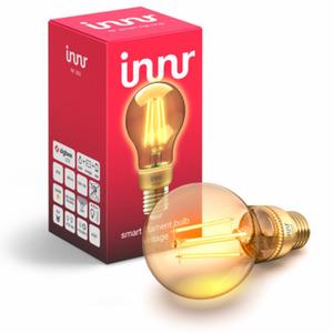 Innr E27 Smart Filament LED Lampe , Vintage, 2200K