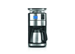 BEEM Kaffeemaschine Fresh-Aroma-Perfect II Thermo 1000W Edelstahl mit Mahlwerk