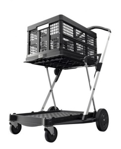CLAX TROLLEY Klappmobil - Black Edition -