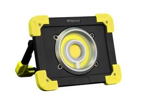 Maximus Akku-Arbeitsstrahler 50 Watt mit COB-Licht