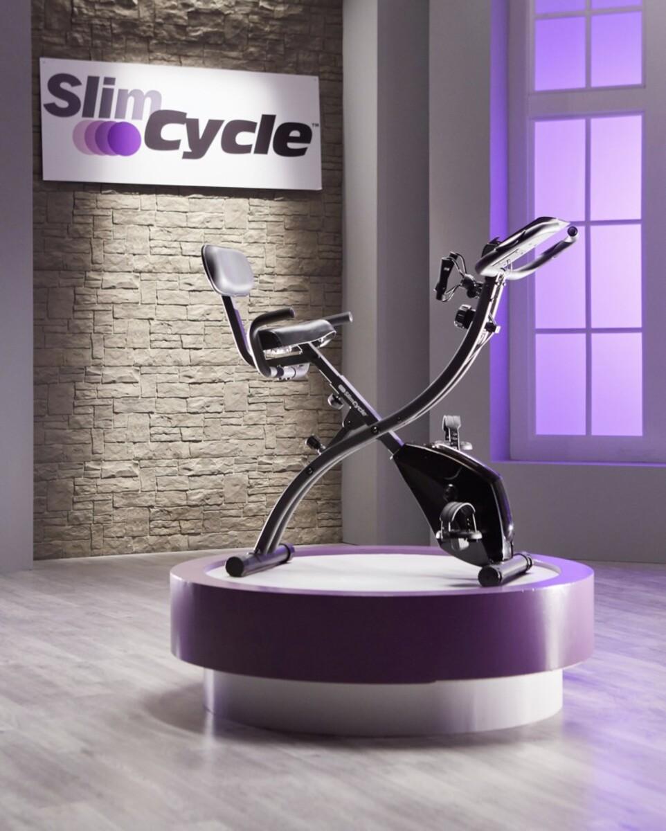 Bild 3 von Mediashop Slim Cycle 2-in-1 - Heimtrainer und Liegefahrrad