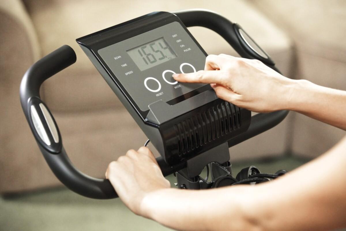 Bild 5 von Mediashop Slim Cycle 2-in-1 - Heimtrainer und Liegefahrrad