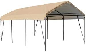 ShelterLogic Folien Carport 22,57m², 370x610 cm