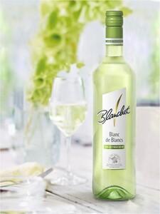 Blanchet Weißwein Blanc de Blancs Halbtrocken