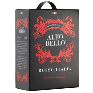 Altobello Rosso Bag in Box 3 Liter