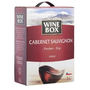 Winebox Cabernet Sauvignon Bag in Box 3 Liter