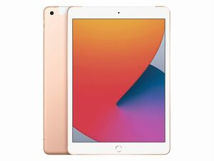 Apple iPad (2020), mit WiFi & Cellular, 32 GB, gold