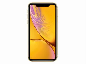 Apple iPhone XR, 64 GB, gelb