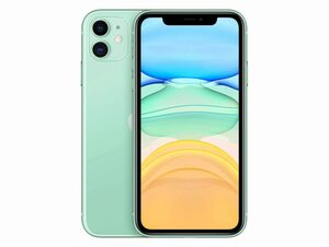 Apple iPhone 11, 64 GB, mintgrün