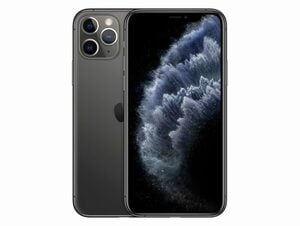 Apple iPhone 11 Pro, 64 GB, space grau