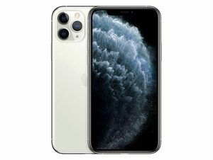 Apple iPhone 11 Pro, 64 GB, silber