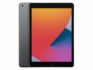 Apple iPad (2020), mit WiFi, 32 GB, space grau