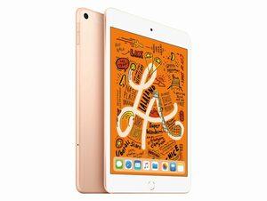 Apple iPad mini mit WiFi & Cellular, 256 GB, 2019, gold