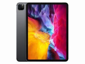 "Apple iPad Pro 11"" (2020), mit WiFi, 256 GB, space grau"