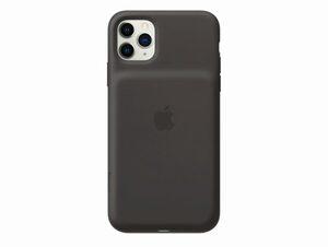 Apple Smart Battery Case, für iPhone 11 Pro Max, schwarz