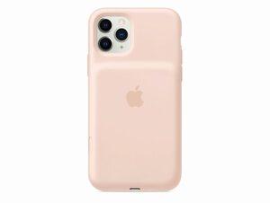 Apple Smart Battery Case, für iPhone 11 Pro, sandrosa