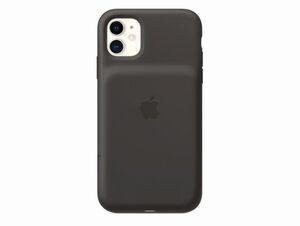 Apple Smart Battery Case, für iPhone 11, schwarz