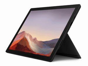 """Microsoft Surface Pro 7, 12"""", i7, 16 GB RAM, 256 GB SSD, schwarz"""