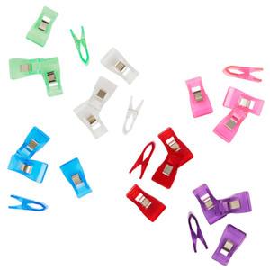 KODi basic Stoffklammern M 30 Stück in verschiedenen Farben