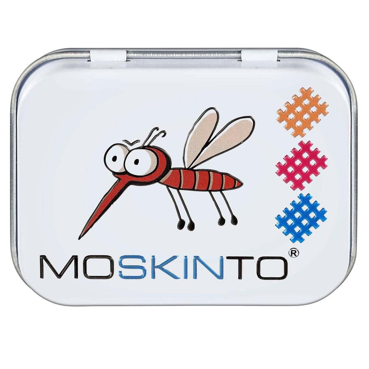 Bild 1 von MOSKINTO Mückenpflaster