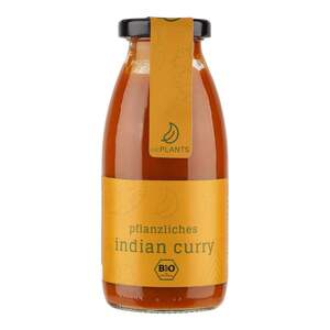 eatPLANTS Pflanzliches Indian Curry