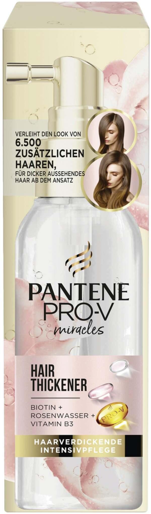 Pantene Pro-V miracles Hair Thickener