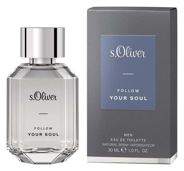 s.Oliver Follow Your Soul Men, EdT 30 ml