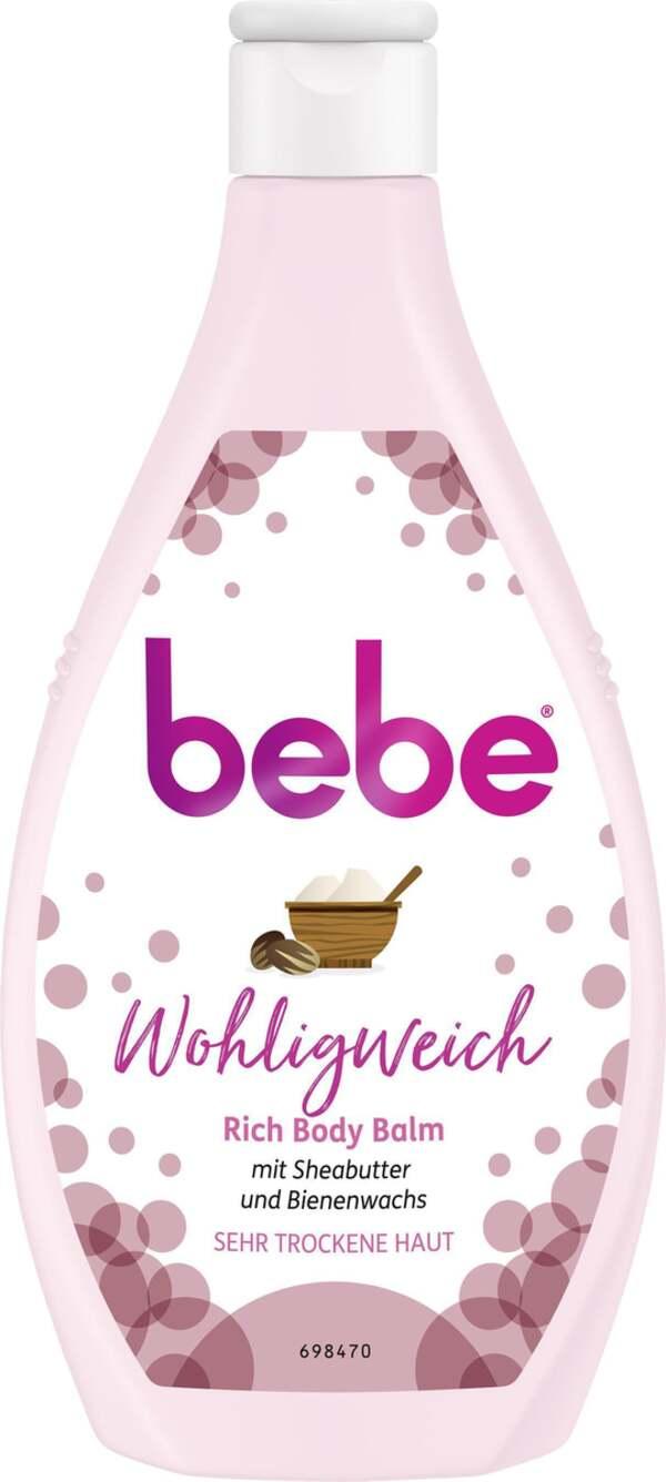 bebe® Wohligweich Rich Body Balm
