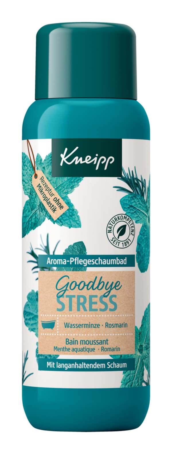 Kneipp Aroma-Pflegeschaumbad Goodbye Stress