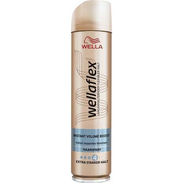Wella Wellaflex Instant Volume Boost Hairspray