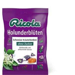 Ricola Holunderblüten Bonbons zuckerfrei 75g