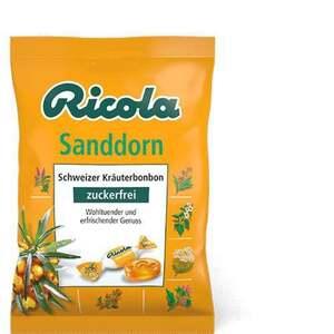 Ricola Sanddorn Bonbons zuckerfrei 75g
