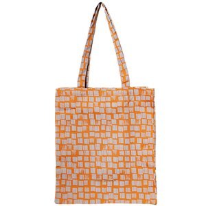 Rico Design Canvas-Shopper braun 38x45x10cm