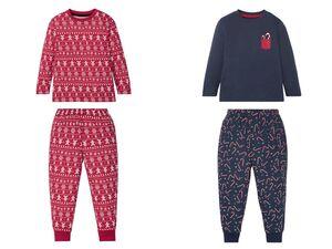 LUPILU® Kleinkinder Mädchen Pyjama lang