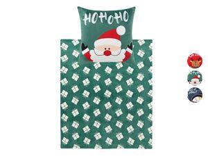 MERADISO® Decken und Kissen, Decke 130 x 150 cm, Kissen 40 x 40 cm