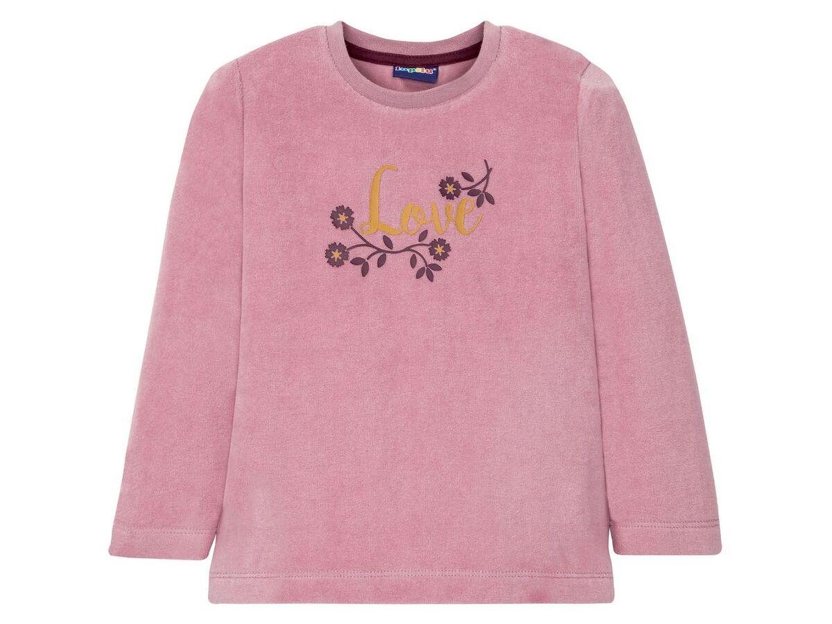Bild 4 von LUPILU® Kleinkinder Schlafanzug Mädchen, mit Baumwolle