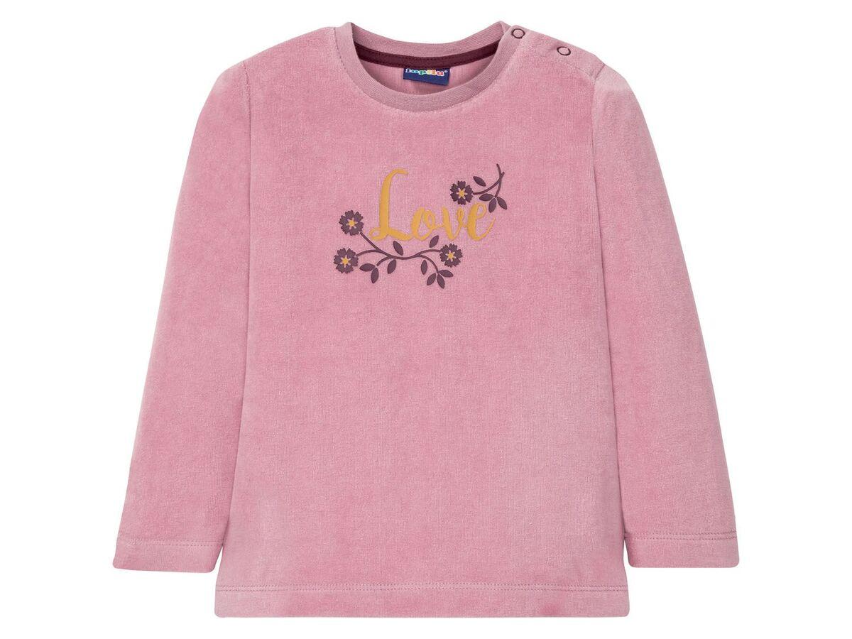 Bild 5 von LUPILU® Kleinkinder Schlafanzug Mädchen, mit Baumwolle