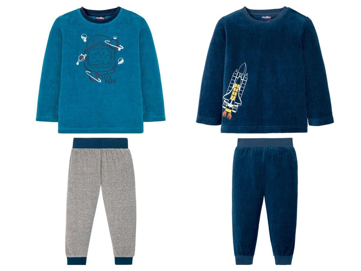 Bild 1 von LUPILU® Kleinkinder Schlafanzug Jungen, mit Baumwolle