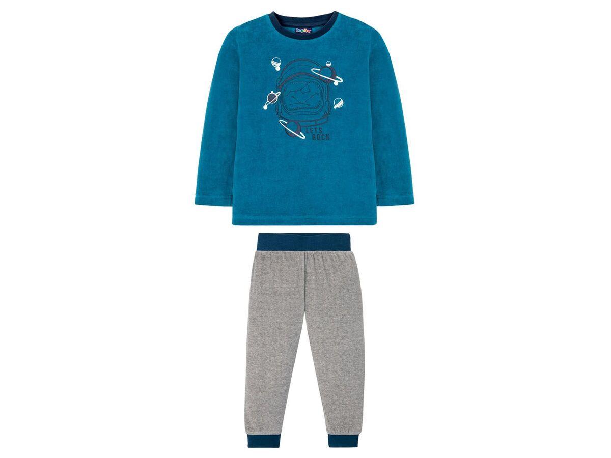 Bild 2 von LUPILU® Kleinkinder Schlafanzug Jungen, mit Baumwolle