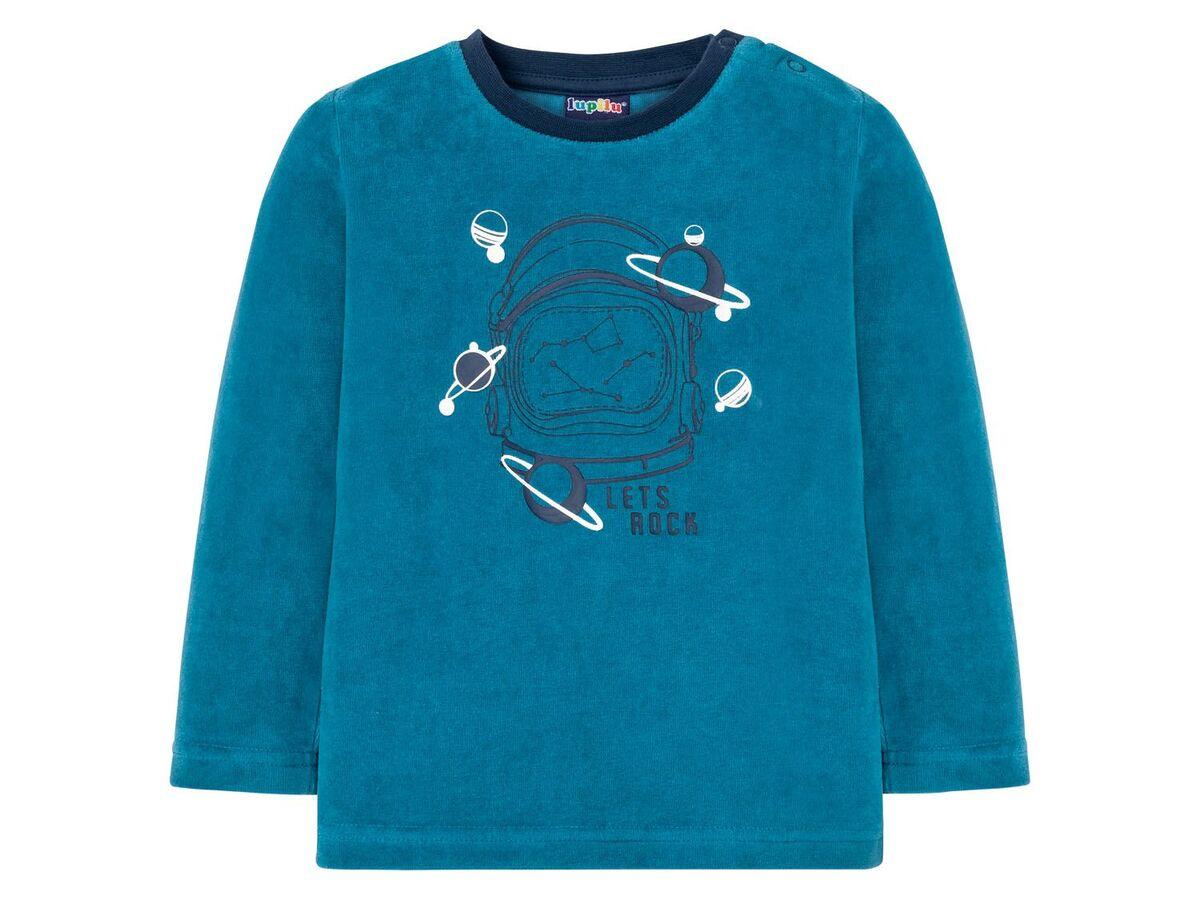 Bild 4 von LUPILU® Kleinkinder Schlafanzug Jungen, mit Baumwolle