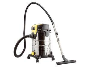 PARKSIDE® Nass-/ Trockensauger »PWD 30 A1«, 1500 Watt, mit Edelstahlbehälter, Tragegriff