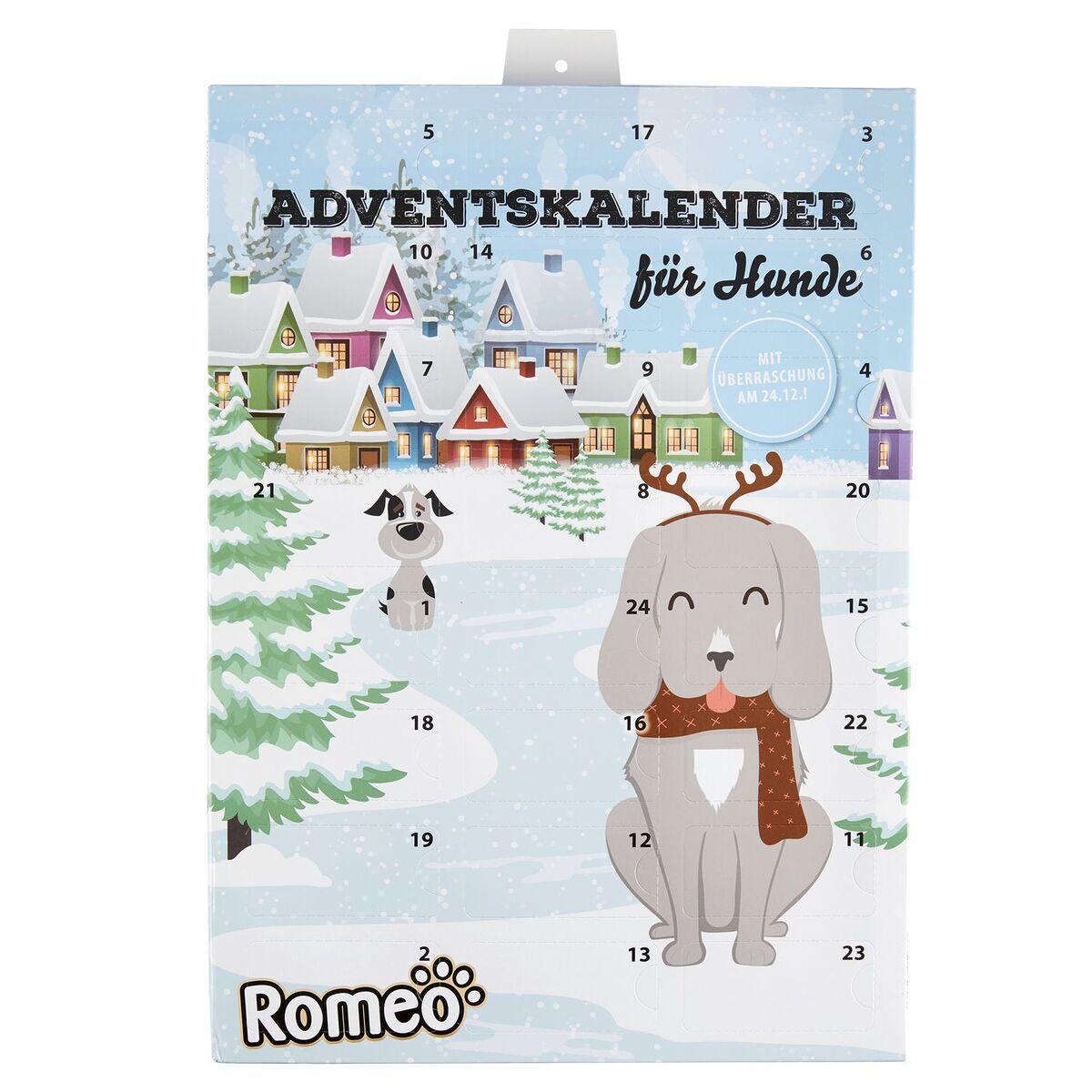 Bild 2 von Cachet/Romeo Adventskalender für Tiere