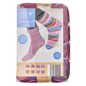 Strick dich glücklich Sockenwolle 200 g